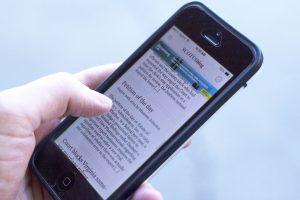 Woväx wordpress mobile app smarthphone