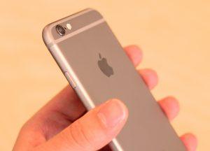 iPhone 6 Apple Smartphone Woväx WordPress Mobile App